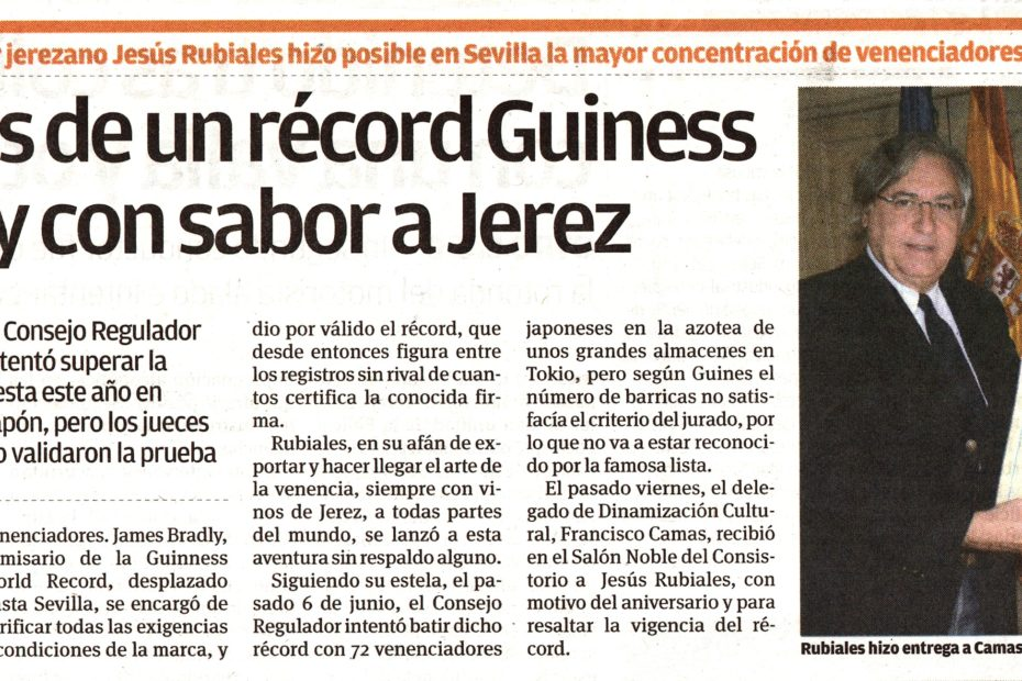 récord guiness